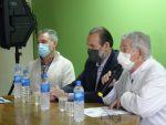 Puerto de Bahía Blanca: apoya al Hospital PENNA